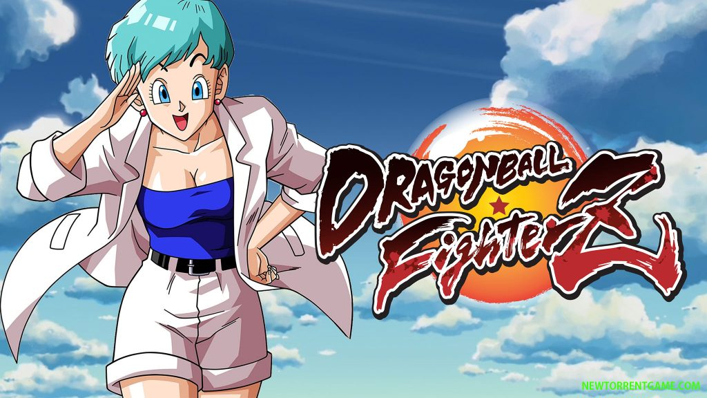 DRAGON BALL FIGHTERZ torrent download crack