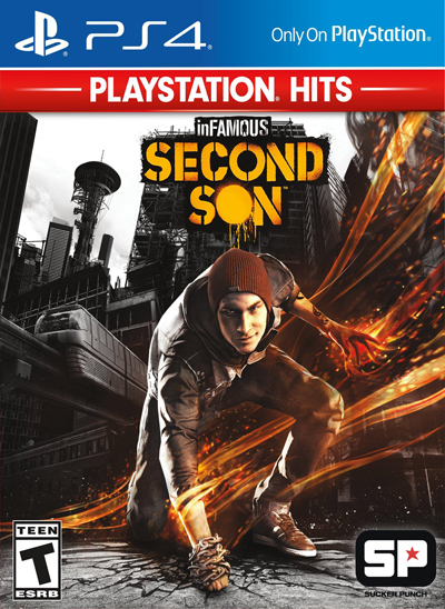 INFAMOUS SECOND SON PS4 TORRENT