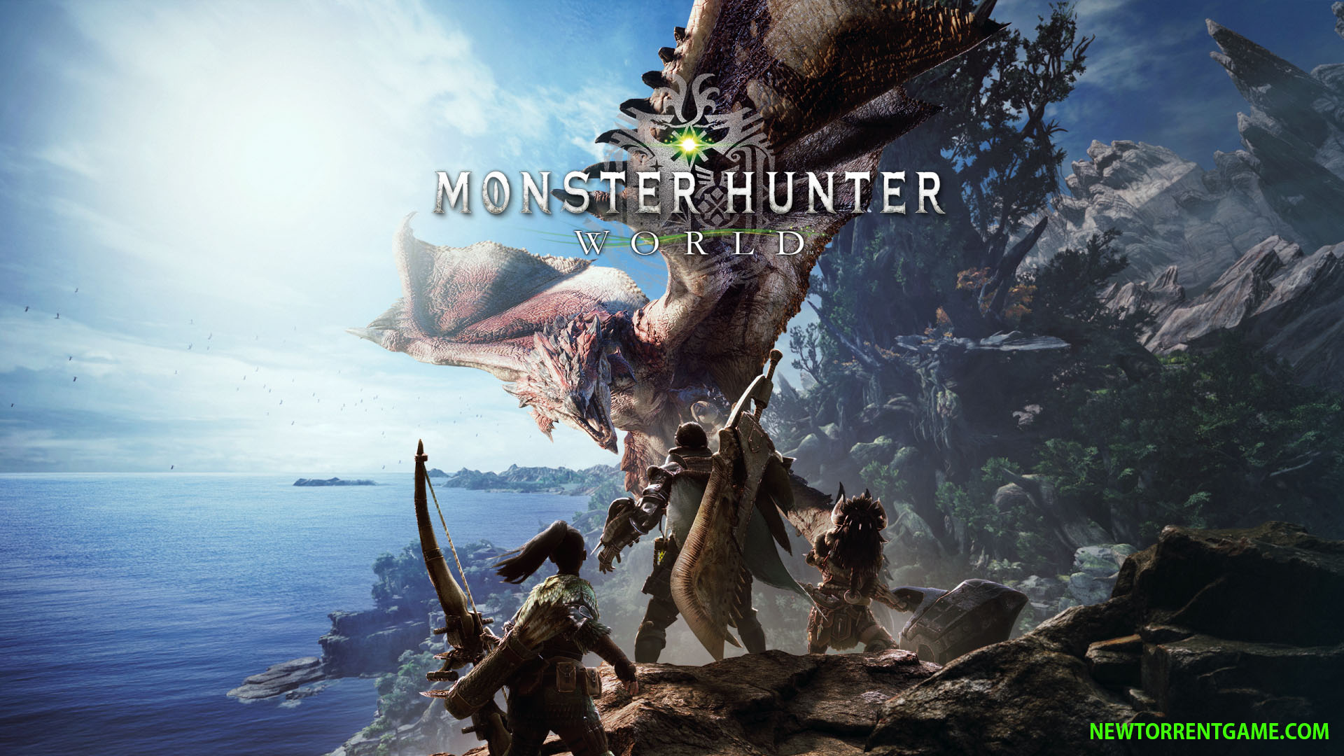 MONSTER HUNTER WORLD 3DM CRACK DOWNLOAD TORRENT