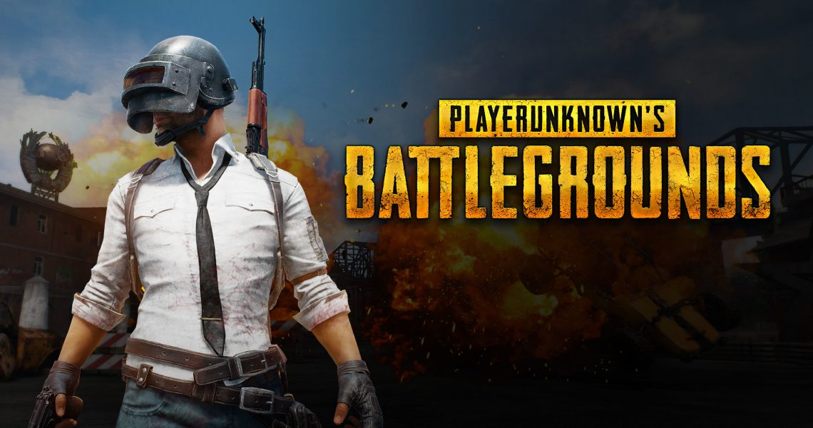PLAYERUNKNOWNS BATTLEGROUNDS-CPY
