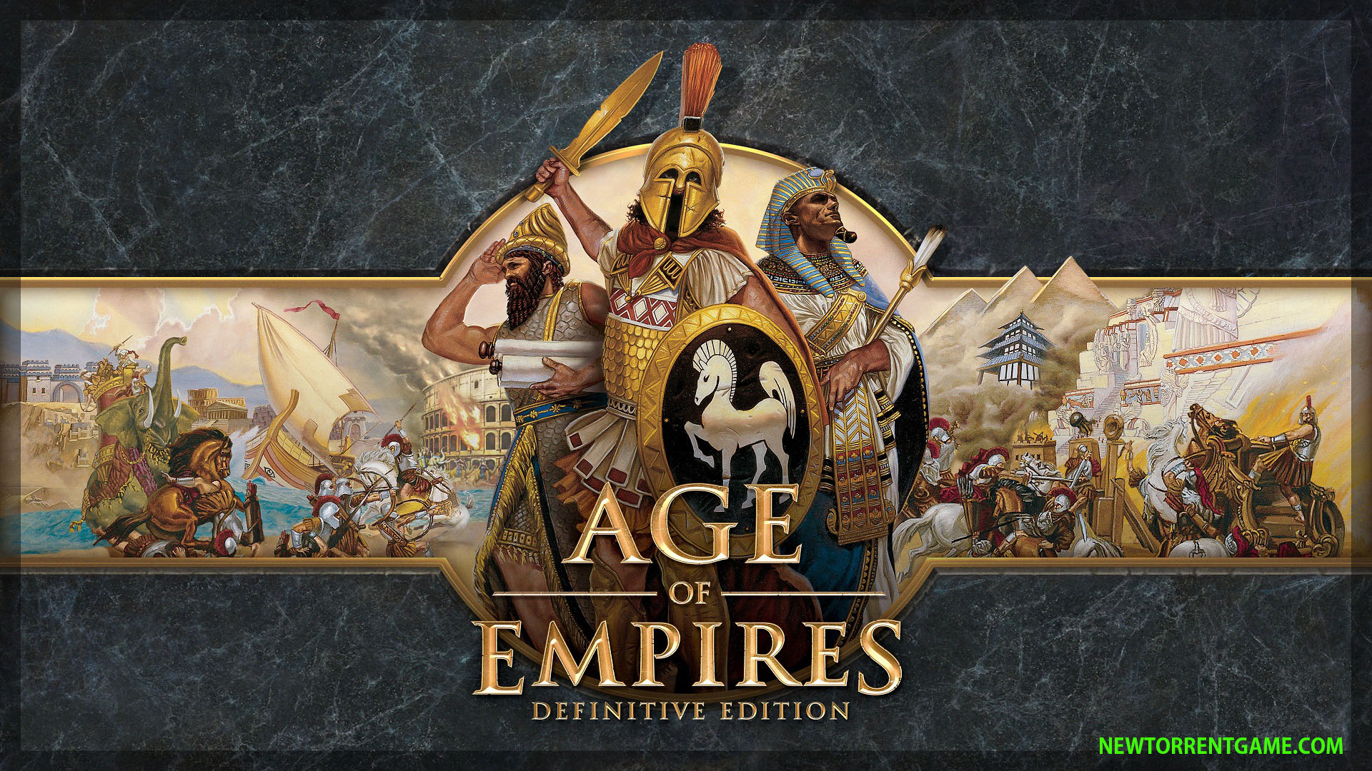 AGE OF EMPIRES DEFINITIVE EDITION TORRENT DOWNLOAD