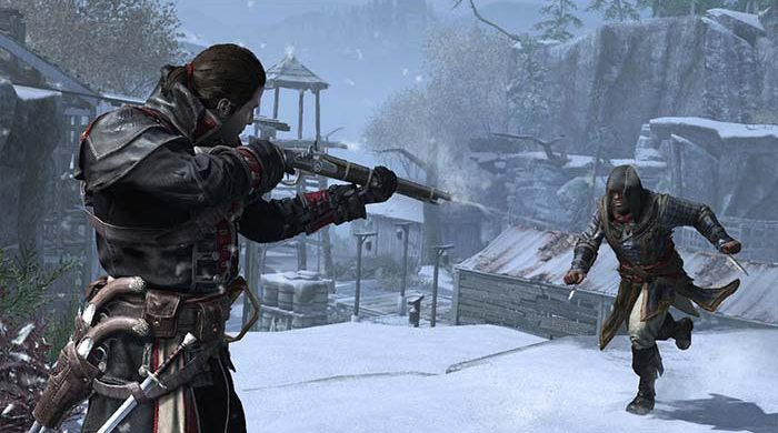 Assassin's Creed Rogue Remastered 3