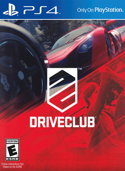 DRIVECLUB PS4 TORRENT