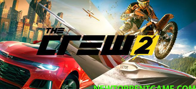 THE CREW 2 CRACK DOWNLOAD PC