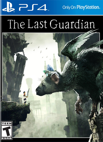 THE LAST GUARDIAN PS4 TORRENT