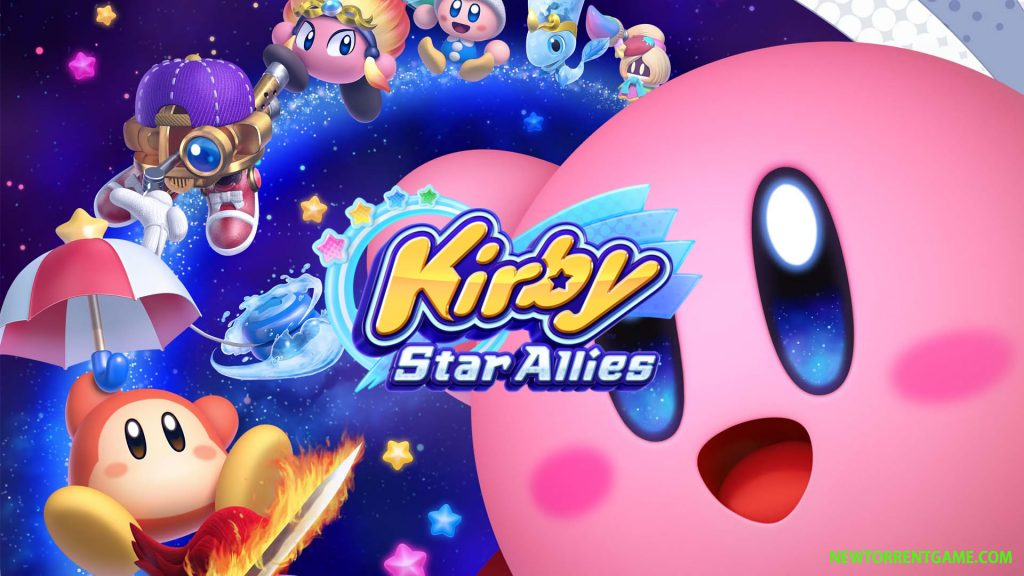 KIRBY STAR ALLIES PC DOWNLOAD