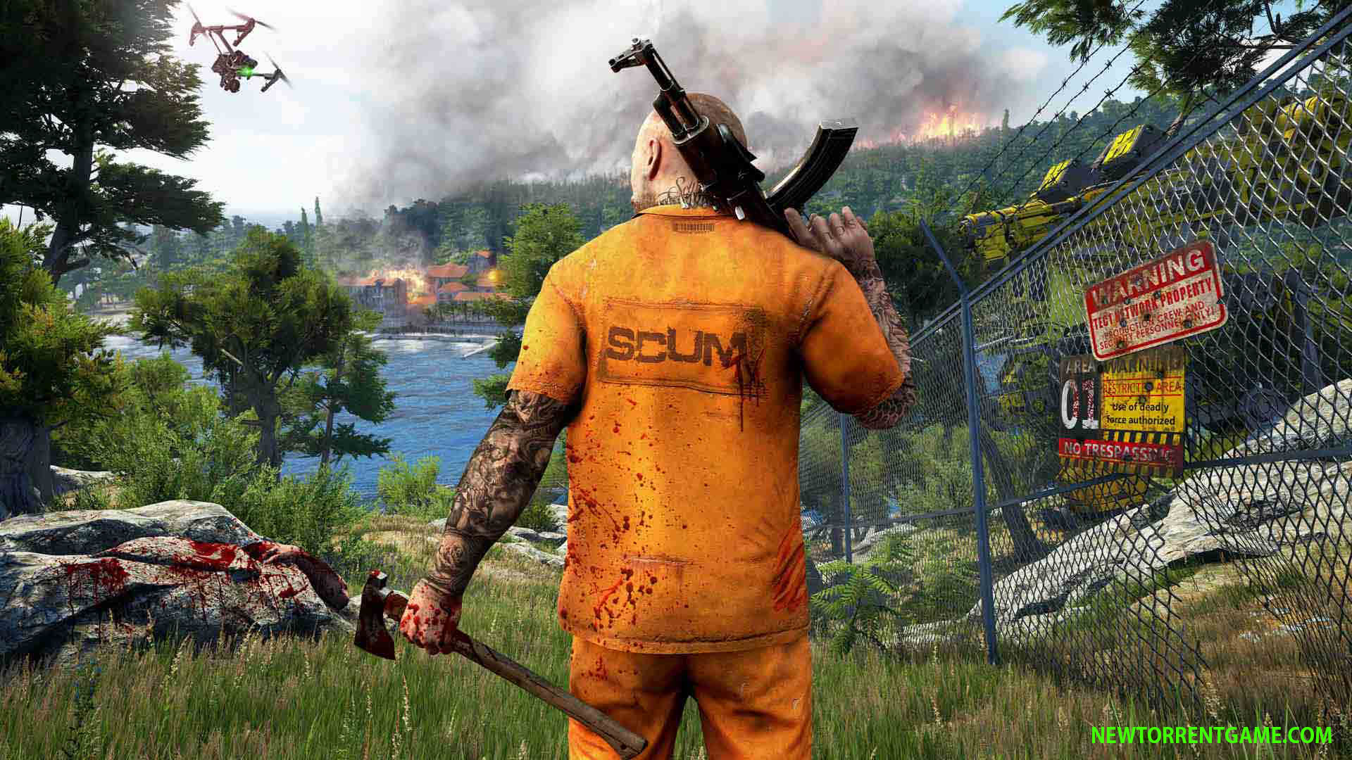 SCUM cpy crack download pc