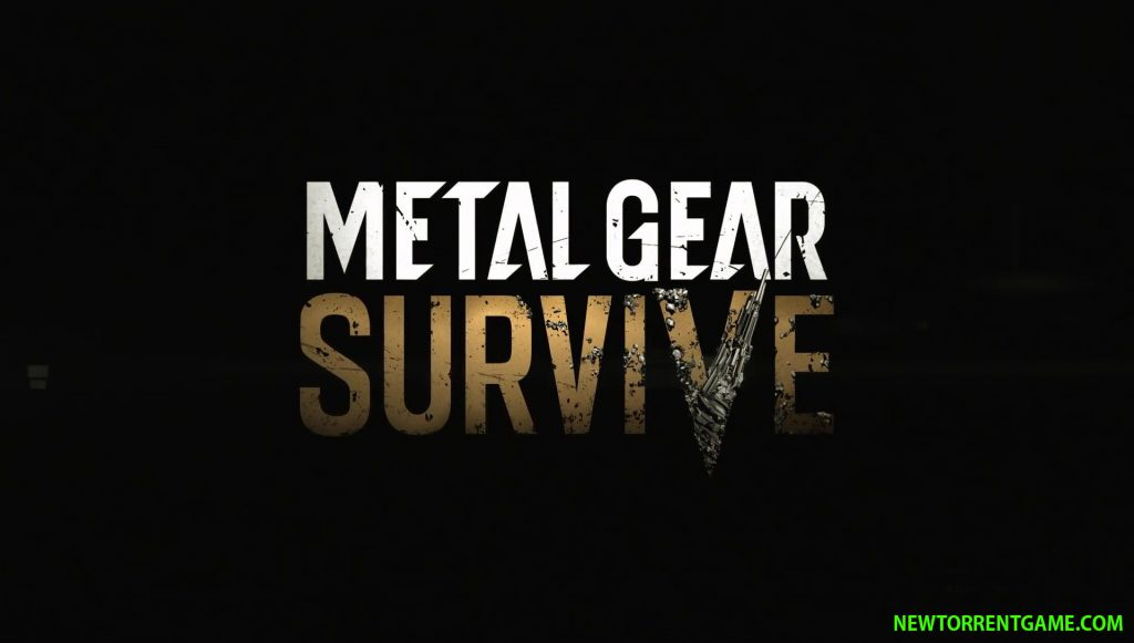 metal gear survive crack download free torrent