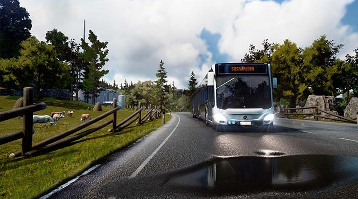 Bus Simulator 18 1