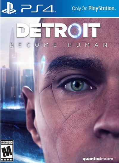 DETROIT: BECOME HUMAN PS4 TORRENT