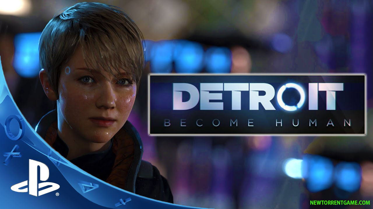 Detroit Become Human ps4 torrent download