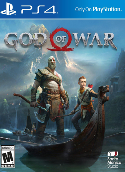 GOD OF WAR 4 PS4 TORRENT