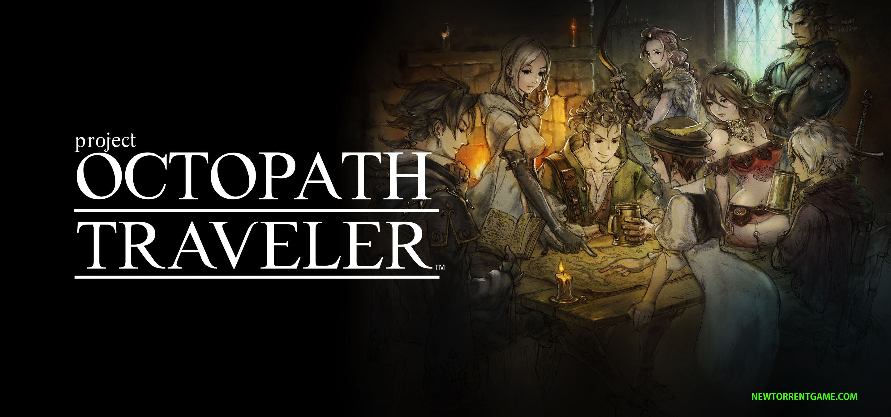 Octopath Traveler wii torrent