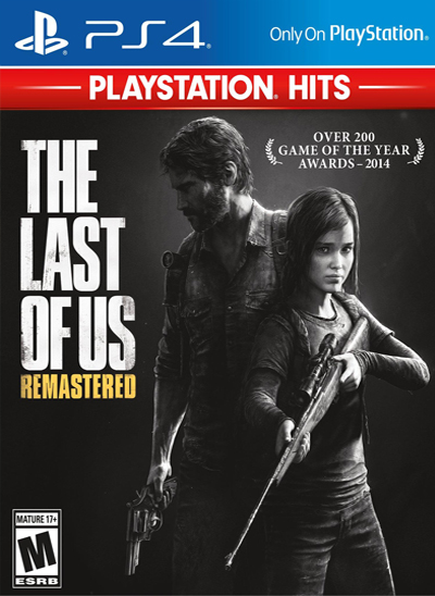 THE LAST OF US REMASTERED PS4 TORRENT