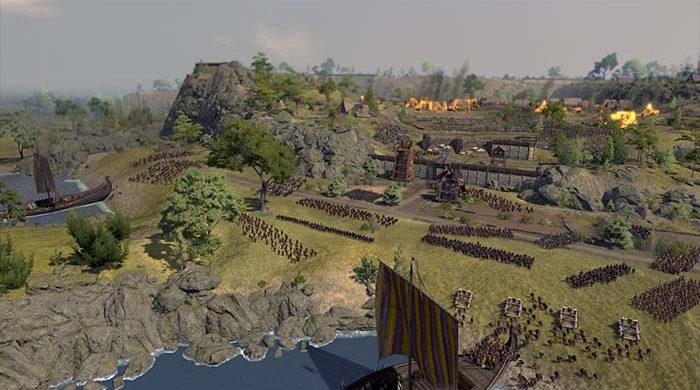 otal War Saga Thrones of Britannia