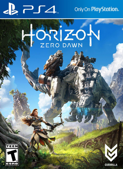 HORIZON ZERO DAWN PS4 TORRENT