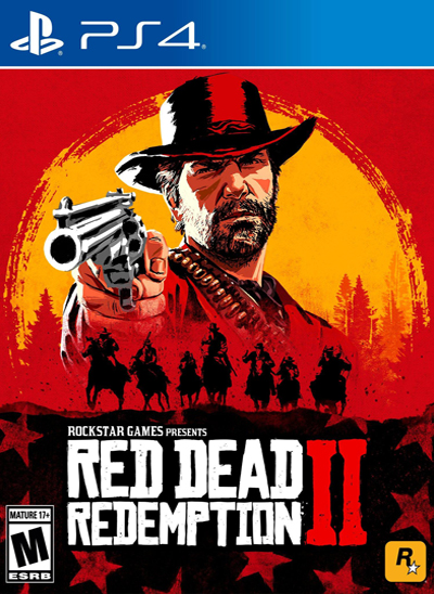 RED DEAD REDEMPTION 2 TORRENT PS4