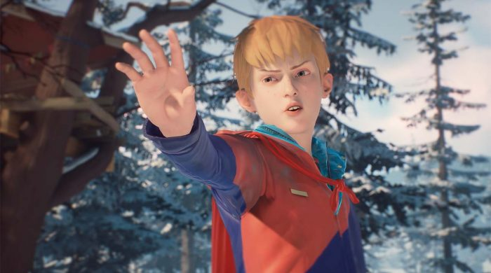The Awesome Adventures of Captain Spirit 1
