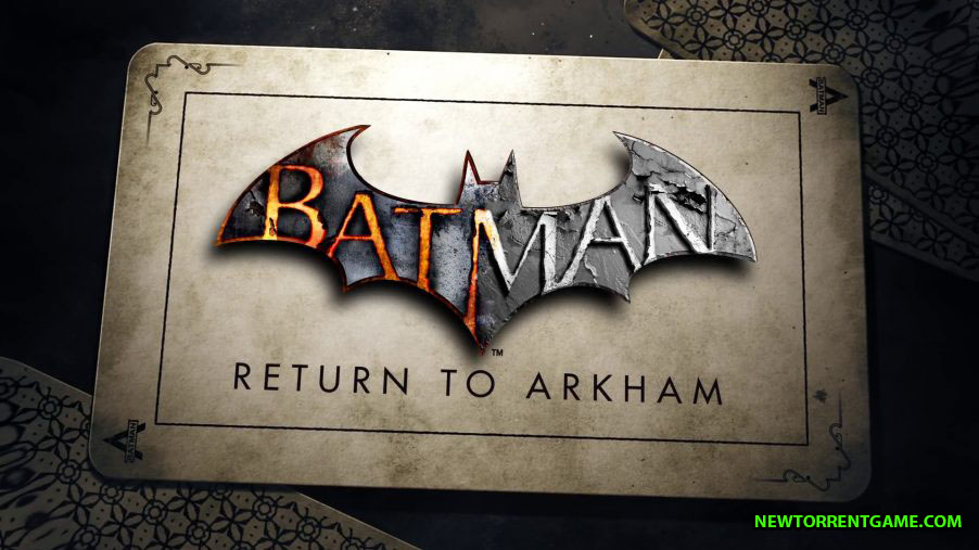 BATMAN RETURN TO ARKHAM PC DOWNLOAD