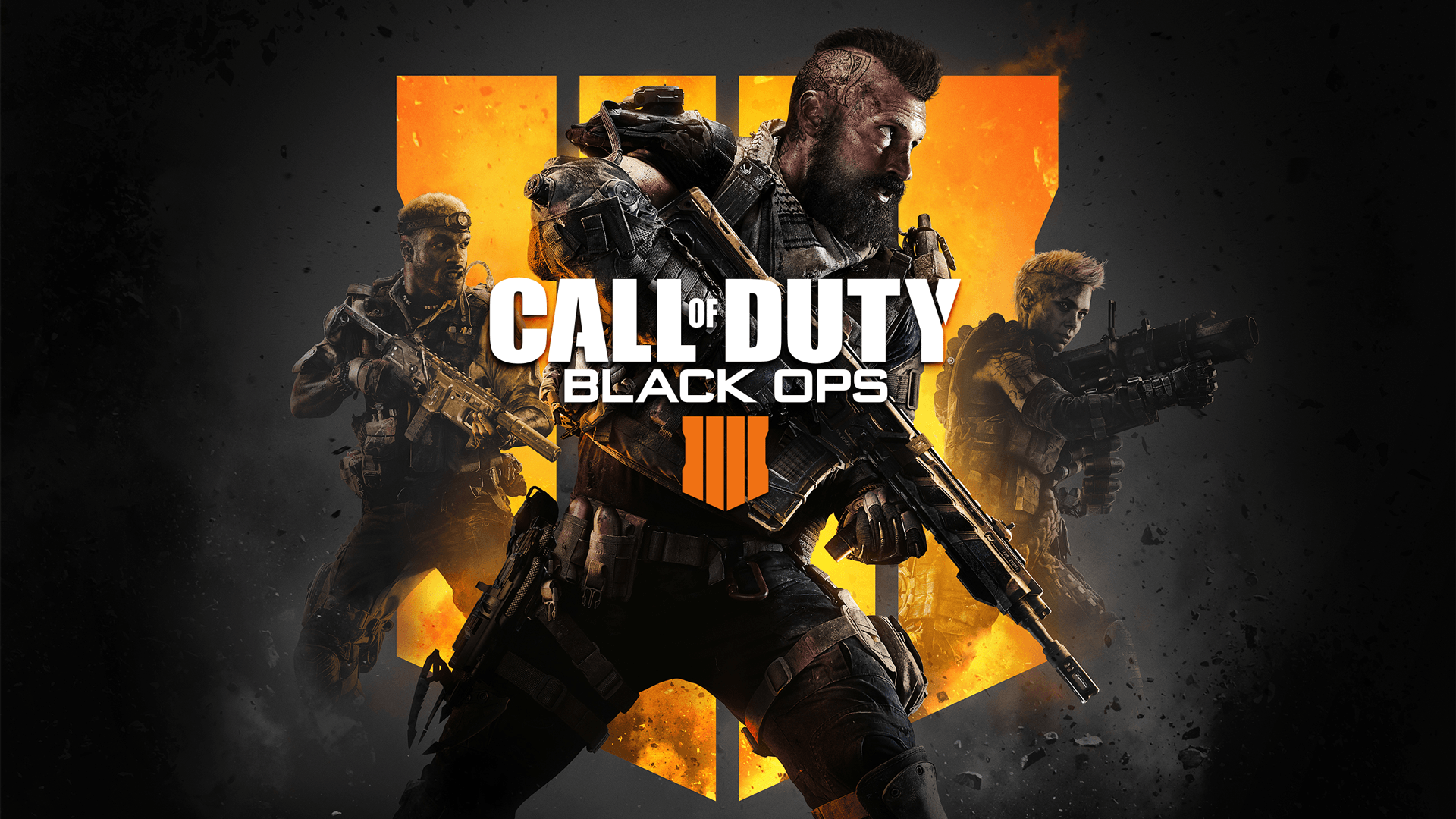 CALL OF DUTY: BLACK OPS 4 CPY