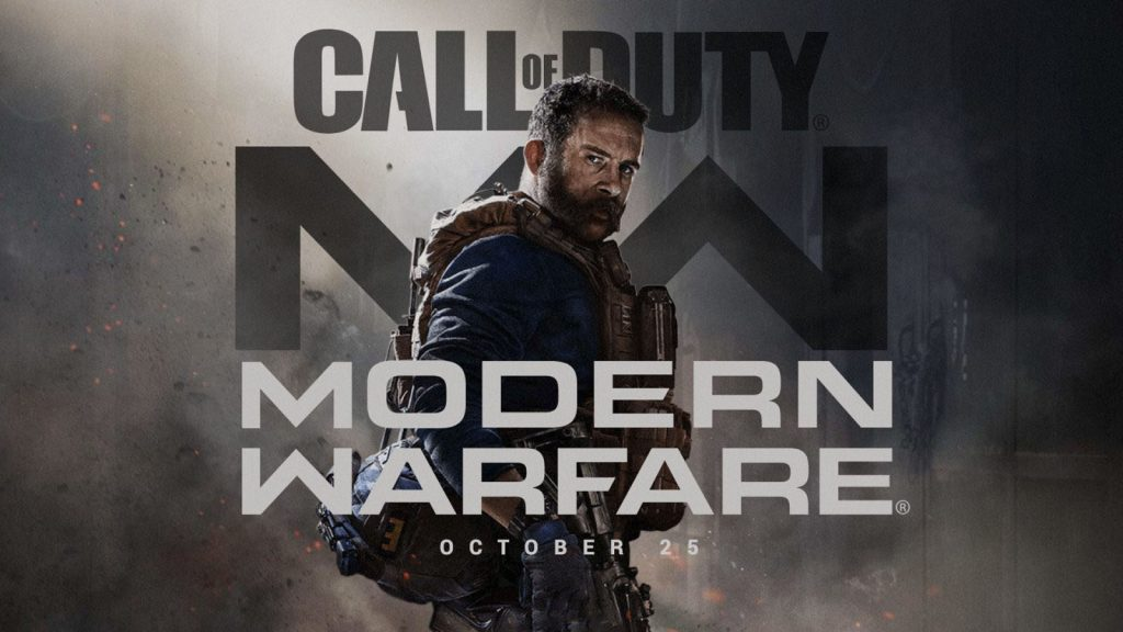 CALL OF DUTY: MODERN WARFARE CPY