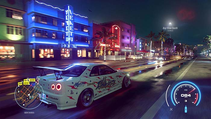 NEED FOR SPEED HEAT CPY