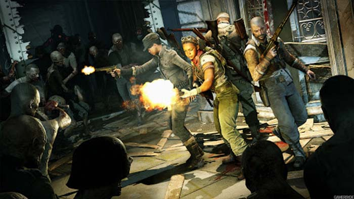 ZOMBIE ARMY 4: DEAD WAR TORRENT